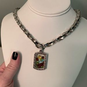 """Jewelry - """"Attitudes"""" Necklace By Renee & Enhancer 2-PIECES"""